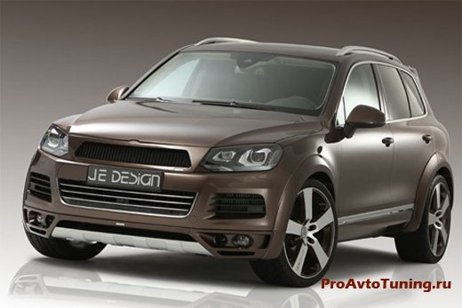 VW Touareg 4.2 TDI
