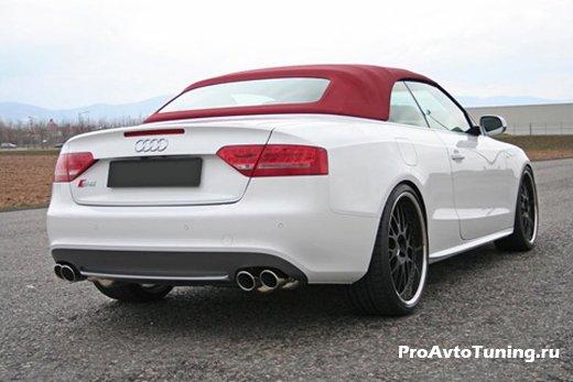 HS Motorsport Audi S5 Convertible