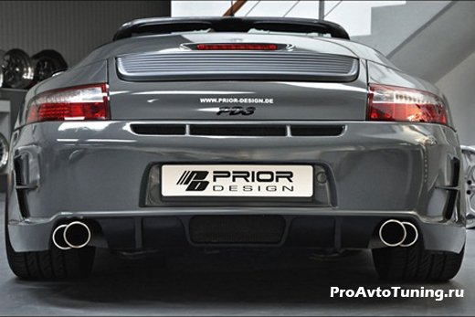Prior Design Porsche 996 997