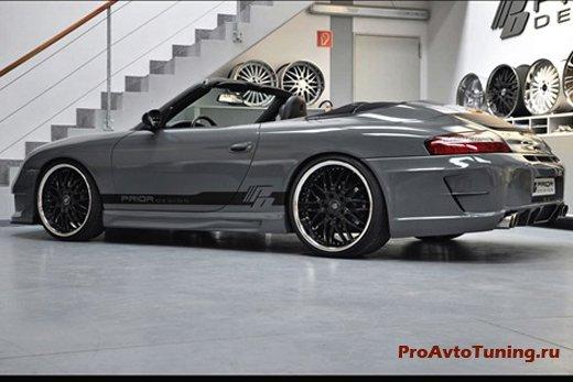 проект Porsche 996 997