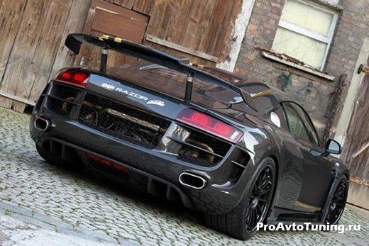 тюнинг Audi R8 Razor GTR-10