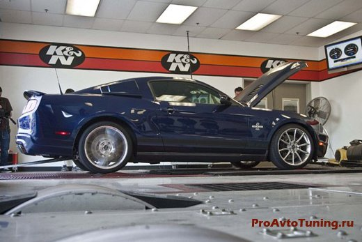 Ford Shelby GT 500 Super Snake