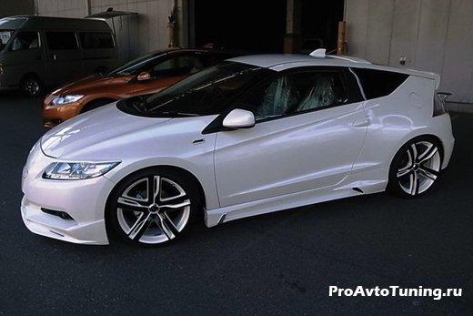 AMS Honda CR-Z