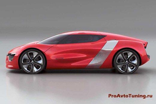 проект Renault DeZir