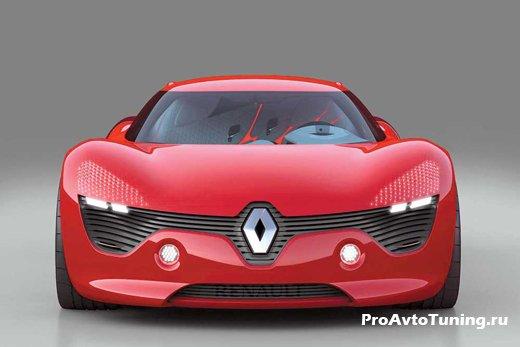 концепция Renault DeZir