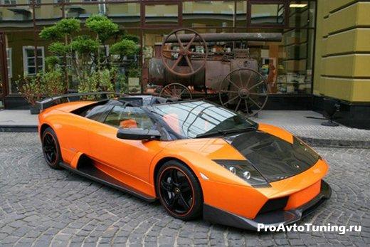 тюнинг Lamborghini Murcielago