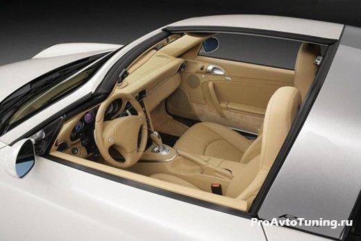 салон Ruf Roadster