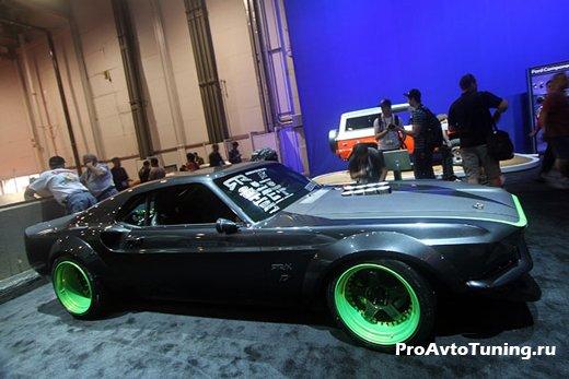 тюнинг Mustang RTR-X 1969