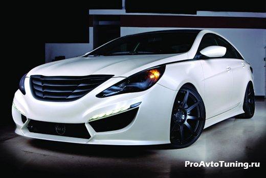 Hyundai Sonata RIDES