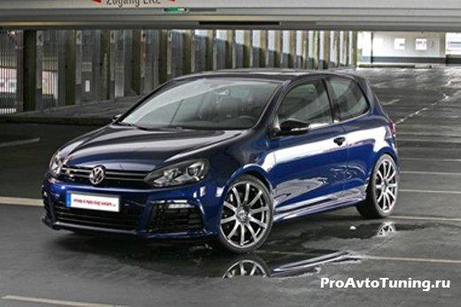 тюнинг Volkswagen Golf VI R