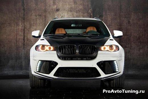 tuning BMW X6 M