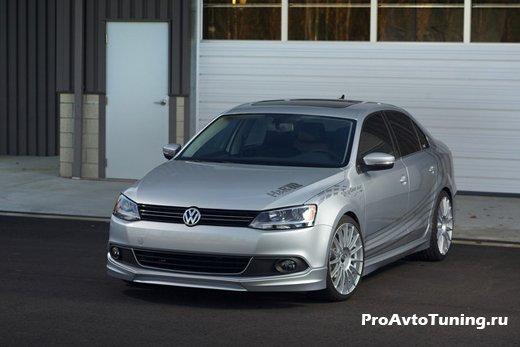 Volkswagen Jetta тюнинг