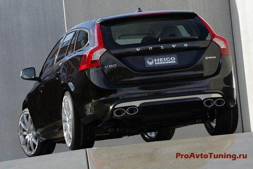 проект тюнинга Volvo V60