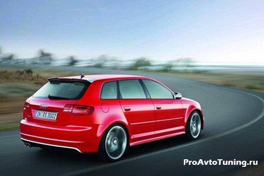 новая Audi RS3 Sportback