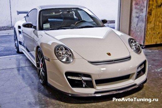 машина Vorsteiner Porsche 997 V-RT