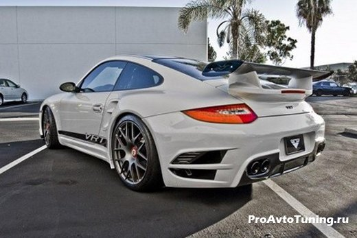 проект Vorsteiner Porsche 997 V-RT