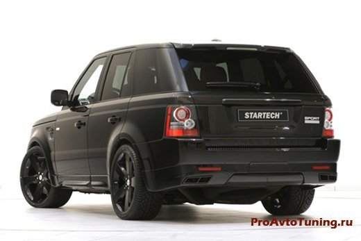 Range Rover Sport тюнинг