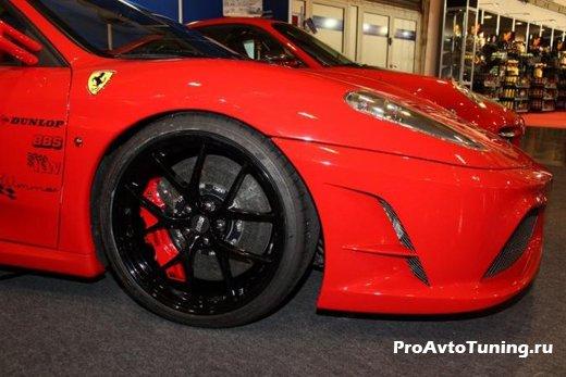 Wimmer RS Ferrari 430
