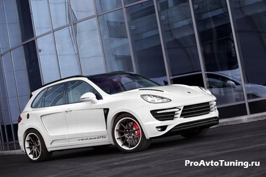 Porsche Cayenne II TopCar