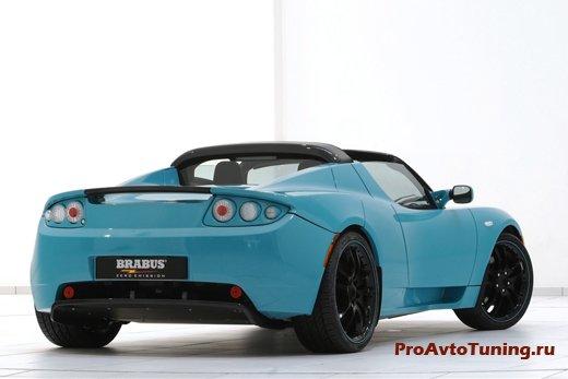 Brabus Tesla Roadster Sport