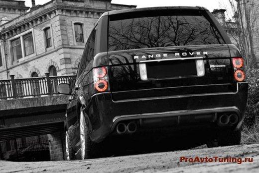 tuning Range Rover TDV8