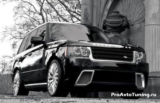 Project Kahn Range Rover TDV8