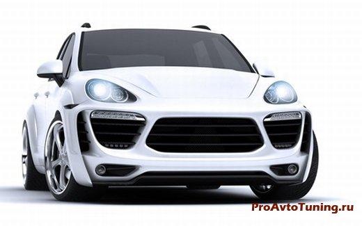 тюнинг Porsche Cayenne Turbo