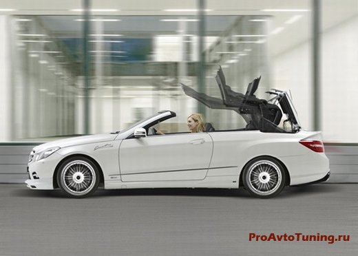 тюнинг Mercedes E Class Convertible