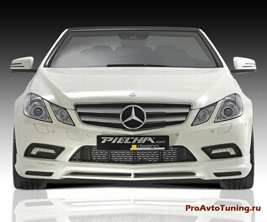 Piecha Design Mercedes E Class Convertible