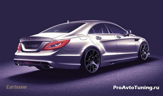 тюнинг Mercedes CLS 4