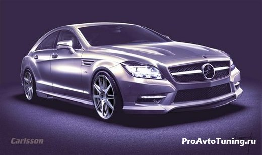 Mercedes CLS 4 Carlsson