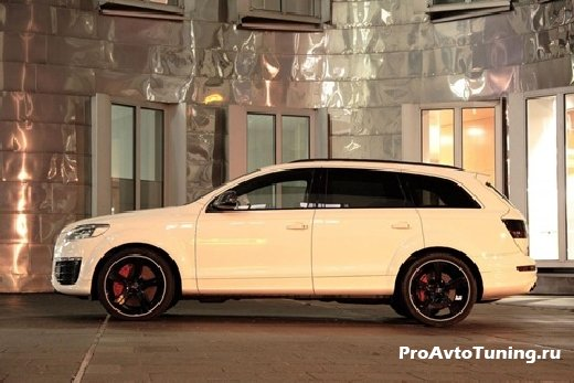 Audi Q7 V12 TDI Family Edition