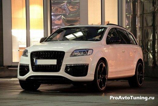 тюнинг Audi Q7 V12 TDI