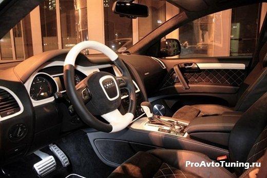 салон Audi Q7 V12 TDI