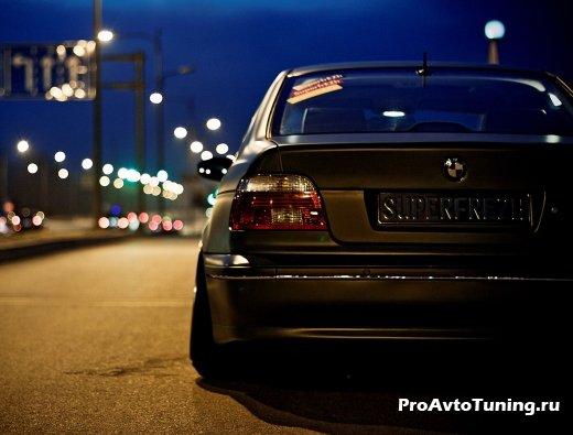 тюнинг Superfrezh BMW E39