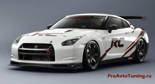 Nissan GT-R Racing Competition