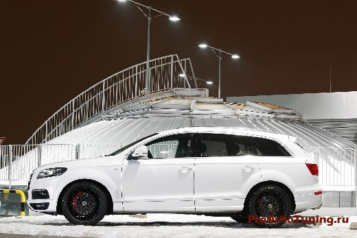 тюнинг Audi Q7 4.2 TDI