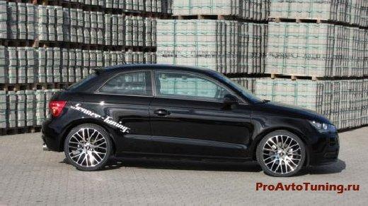 тюнинг Audi A1 1.4 TSI