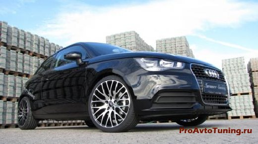Senner Tuning Audi A1 1.4 TSI