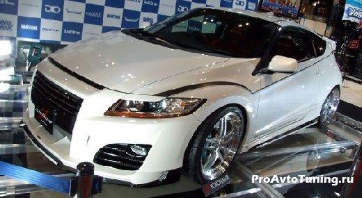 Honda CR-Z Silk Blaze