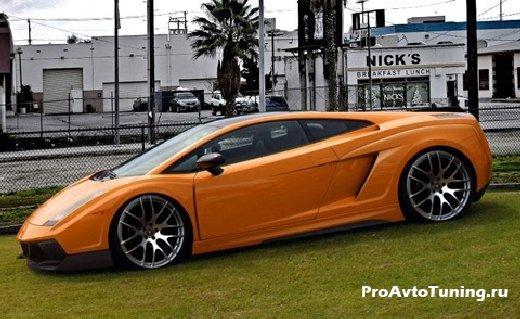 Lamborghini Gallardo Invidia Edition