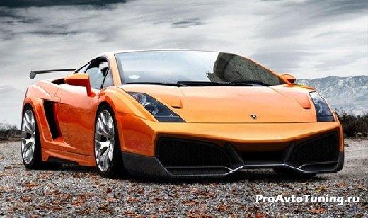 Lamborghini Gallardo LP560-4 Amari Design