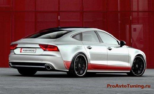 Pogea Racing Audi A7 Seven Sins
