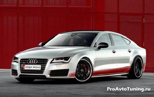 Audi A7 Seven Sins