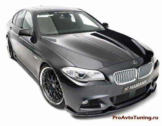 Hamann 2011 BMW 5 Series M Sport