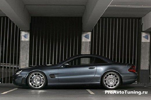 MR Car Design Mercedes SL 65 AMG Shining Star