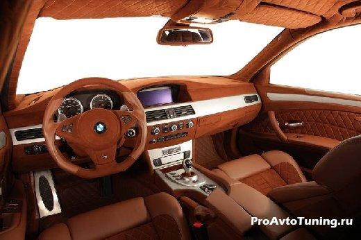 салон BMW M5 Touring Hurricane RS