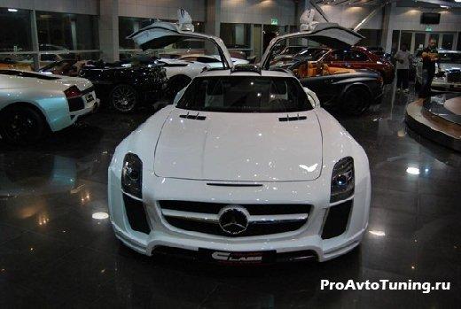 Mercedes SLS AMG в салоне Alain Class Motors