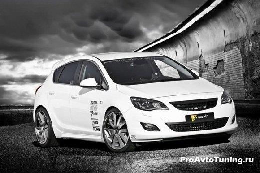 Opel Astra EDS Motorsport