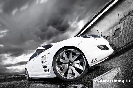 EDS Motorsport Opel Astra